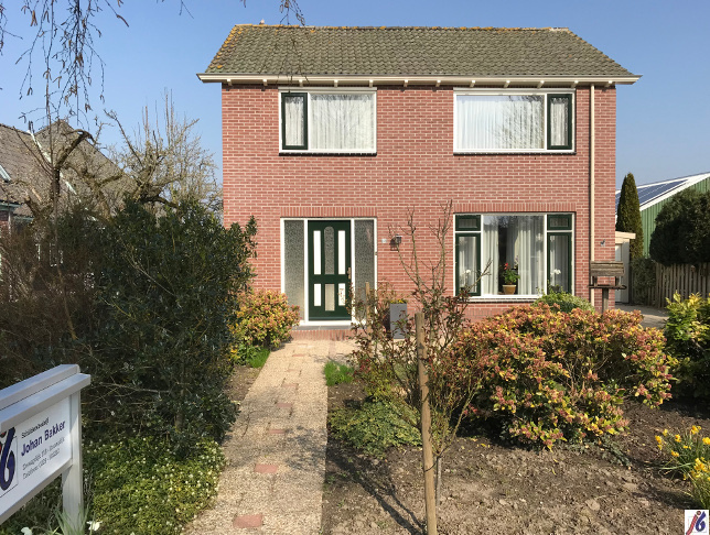 Eigen huis Johan Bakker