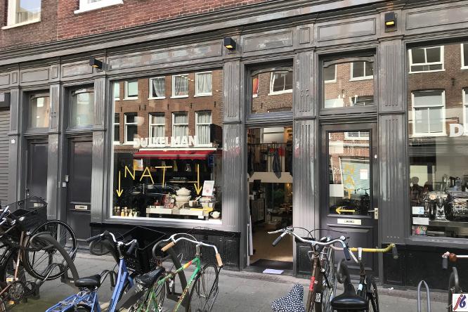 Winklepui Amsterdam-Duikelman