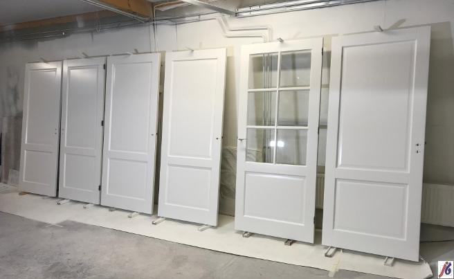 Deuren interieurspuiten