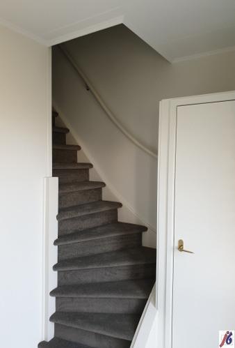 Binnenschilderwerk trapopgang