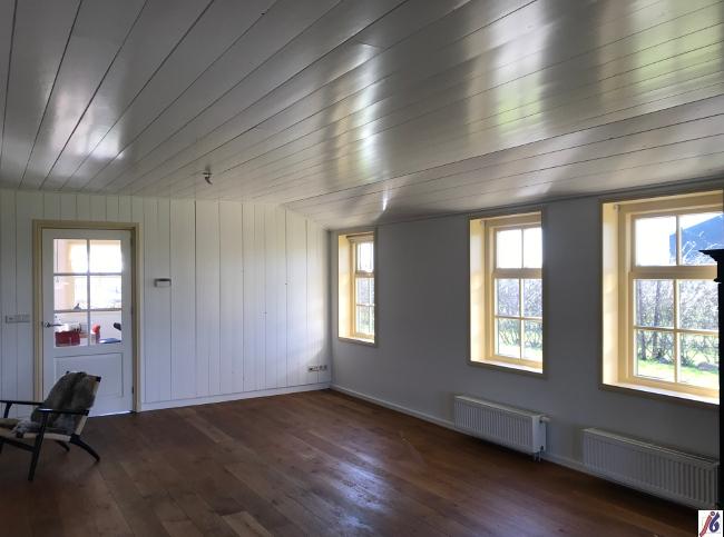Woonkamer, interieurspuiten