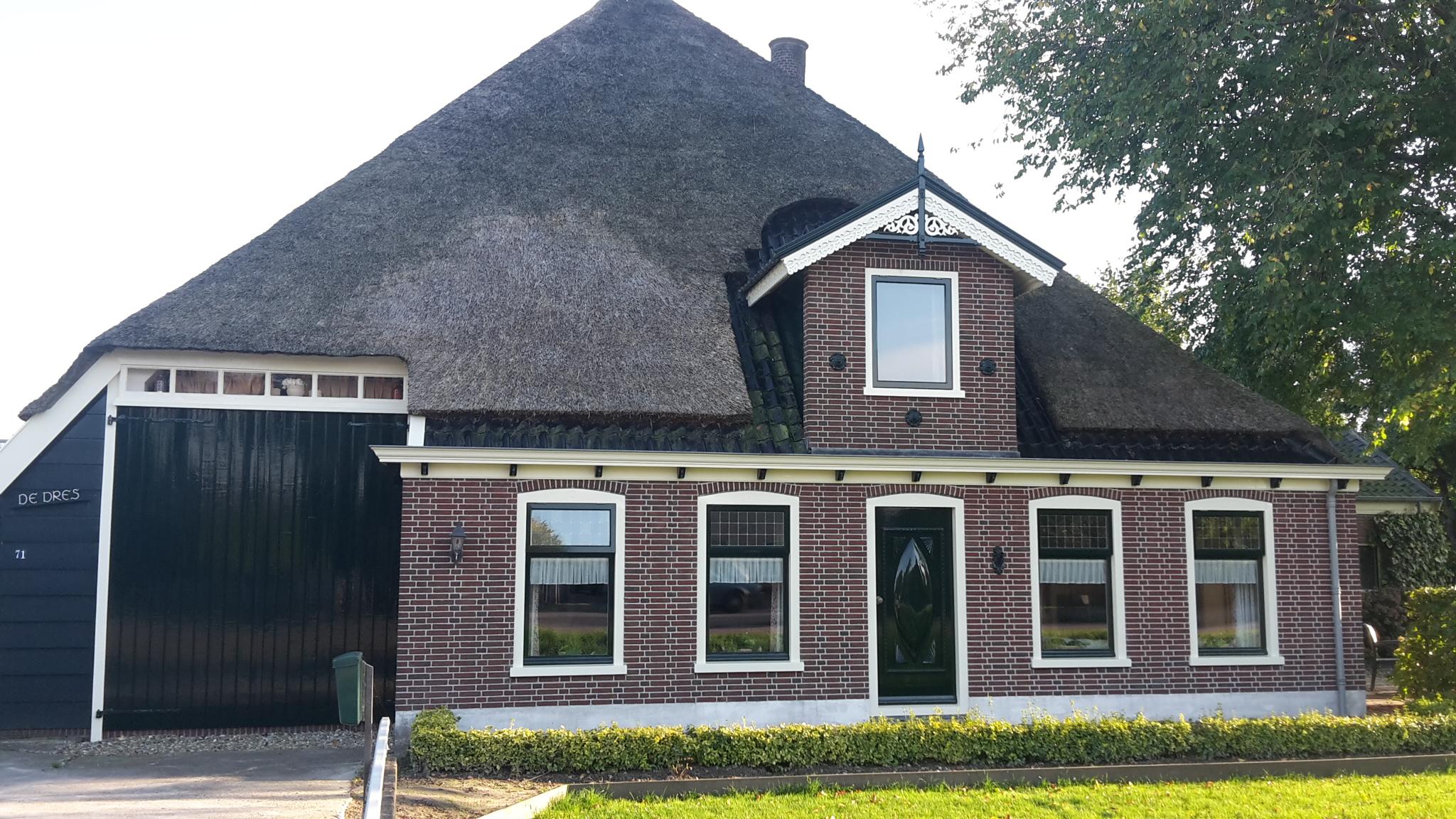Woonboerderij Zwaagdijk-oost