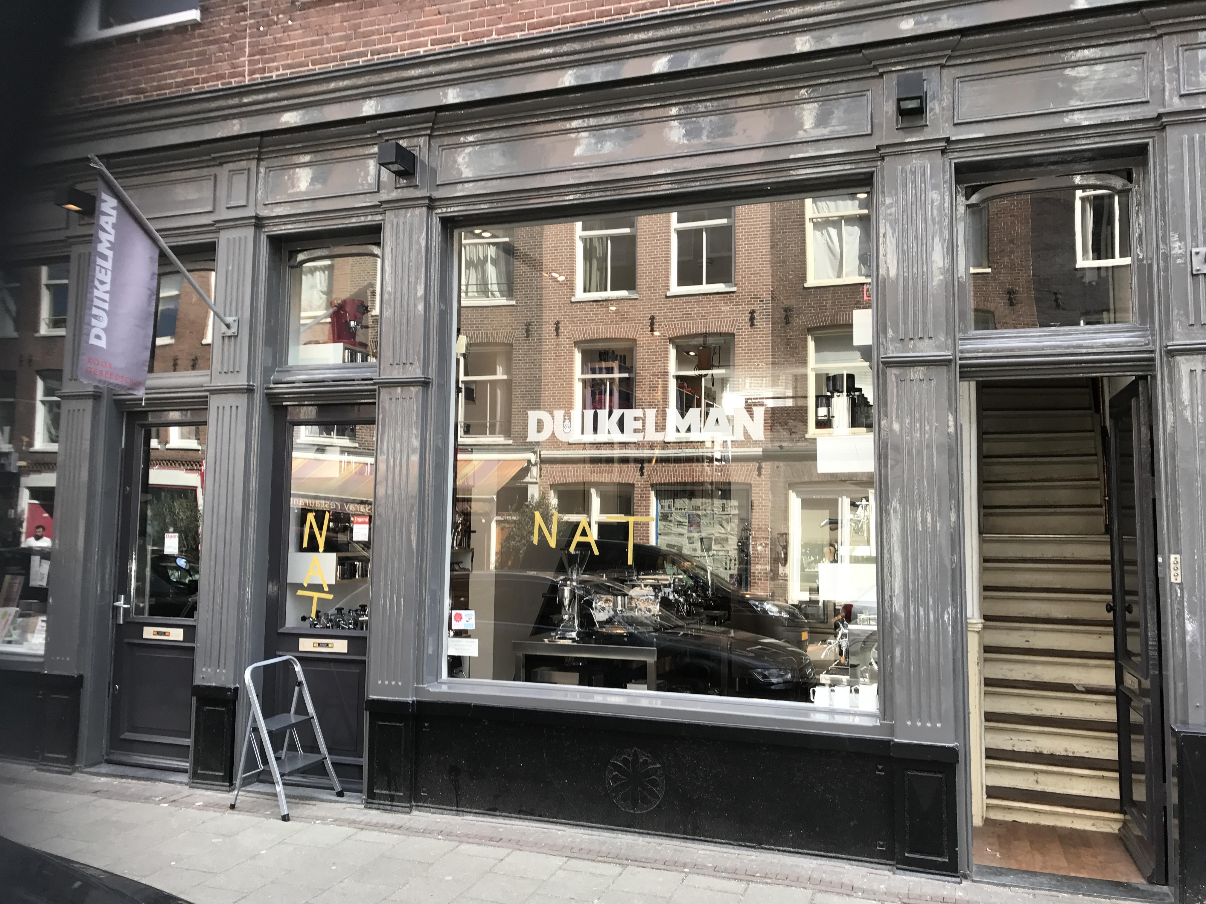 Winkelpui Duikelman Amsterdam